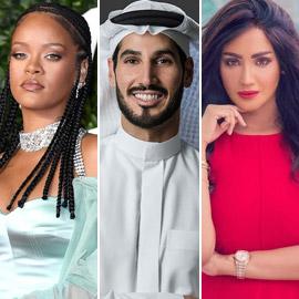 بعد انفصاله عن ريهانا، المليونير حسن جميل وقصة حب مع مذيعة عربية