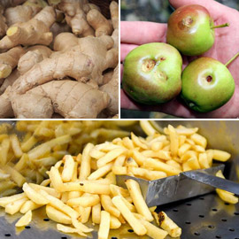هكذا تؤثر التغيرات المناخية على طعامنا!