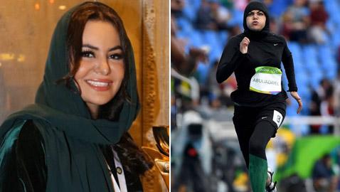 العداءة السعودية الأولمبية كاريمان أبوالجدايل تروي قصتها مع أديداس