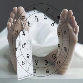 6 أبراج تفكر بشكل غير طبيعي ومهووس في الموت.. تعرف عليها!