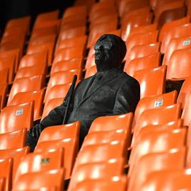مشجّع وحيد في مباراة فالنسيا وأتلانتا... تعرّفوا إليه!