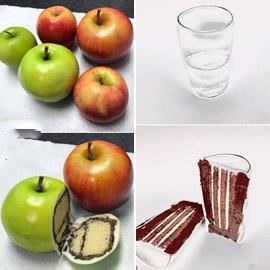بالصور: إبداع تصميم الحلويات بأشكال رائعة مختلفة وصادمة أحيانا!