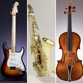 أقلها سعرا تخطى 100 ألف دولار.. إليكم أغلى آلات موسيقية في العالم