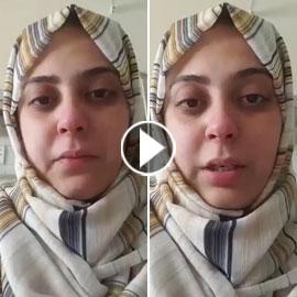 مصرية مصابة بكورونا توجه رسالة: لا ترتكبوا غلطتي
