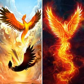 تعرفوا إلى أسطورة طائر الفينيق الكنعانية التي تبنتها شعوب وبلدان  ..