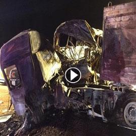 حادث سير مروع في مصر.. قتلى وأشلاء على الطريق