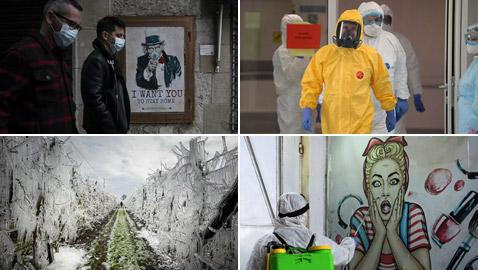 ماذا شغل العالم؟.. إليكم أبرز صور الأسبوع في مختلف أنحاء العالم