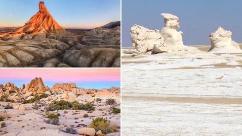 من عجائب الطبيعة.. إليكم أجمل 6 صحاري في العالم لن تصدق وجودها