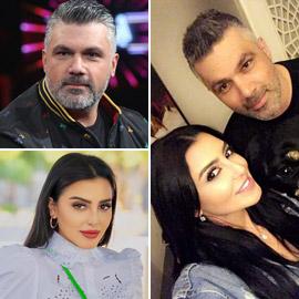 هل فعلا ارتبط فارس كرم بالمغربية فاتي جمالي ملكة جمال العرب؟