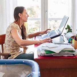 كيفية زيادة سرعة الإنترنت أثناء العمل من المنزل