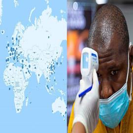تعرفوا على الدول الخالية من وباء كورونا