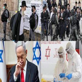 كورونا في إسرائيل.. مخابرات وحاخامات وأزمات