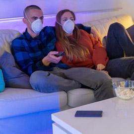 6 أفكار لإضفاء الرومانسية والمرح على بيتك أثناء الحجر الصحي