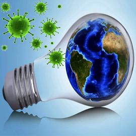 في أزمة كورونا.. ابتكارات عديدة لمواجهة الفيروس وحلول لمشاكل المجتمع