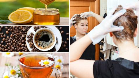 7 وصفات طبيعية تساعد في صبغ وتلوين الشعر في المنزل