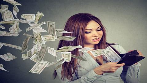 أبراج لديها مشكلة في إدارة المال.. إما التبذير أو الاقتصاد!