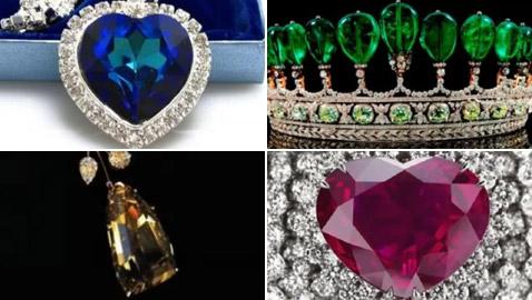 بالصور: إليكم 10 من أجمل وأغلى المجوهرات في العالم