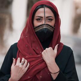 البُركانو... أغرب صيحات الموضة الإيرانيّة في عصر كورونا!
