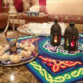 بالصور.. ديكورات سهلة وجميلة لاستقبال رمضان