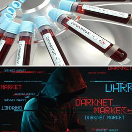 مجرمون يبيعون دماء المتعافين من فيروس كورونا عبر الإنترنت المظلم