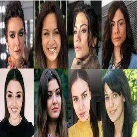 صور صادمة: للنجمات التركيات قبل وبعد عمليات التجميل