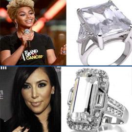 كم يبلغ ثمن خاتم زواج النجمات؟ بيونسيه الأغلى والمبلغ خيالي!