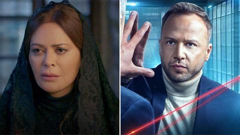 5 نجوم تفوقوا في مسلسلات رمضان منها البرنس، بالقلب، فلانتينو وأولاد آدم..