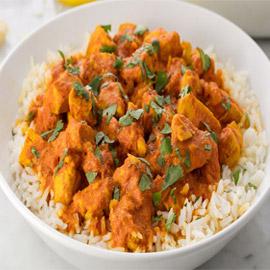 وصفة صدور الدجاج على الطريقة الهندية: شهية وسهلة