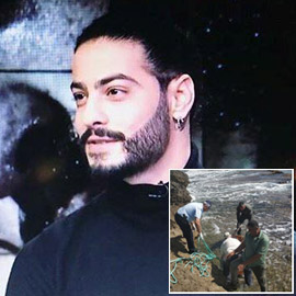 العثور على جثة الشاب أيمن صفية من كفر ياسيف في عمق البحر! صور