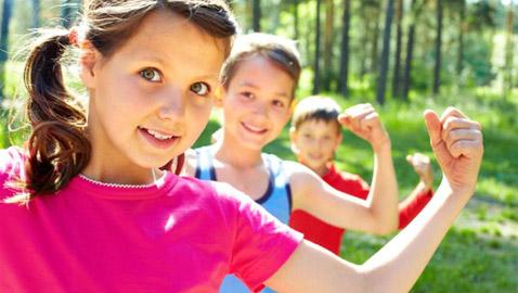 أفضل التمارين الرياضية المناسبة للأطفال