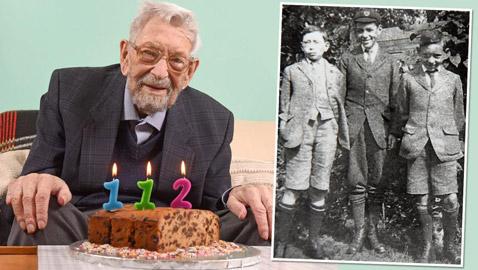 بوب ويتون.. أكبر معمر في العالم يرحل عن 112 عاما