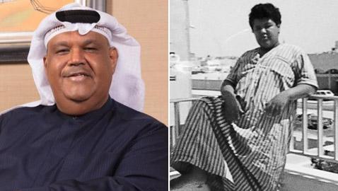 الفنان الكويتي نبيل شعيل بصورة من المراهقة.. والجمهور: عفوي وبسيط