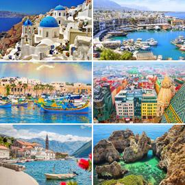 بالصور: تعرفوا إلى 6 بلدان سياحية خلابة مناسبة في فصل الصيف