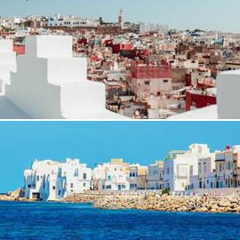 بالصور: تعرفوا إلى أفضل وأجمل 5 مدن عربية للسياحة