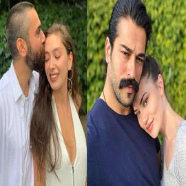 صور رومانسية تجمع ثنائيات النجوم الأتراك.. بعضها أثار الجدل