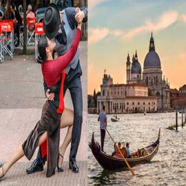 إليكم 10 وجهات سياحية رومانسية من حول العالم