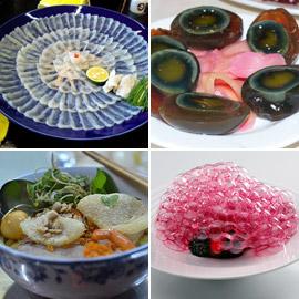 غير عادية ولكن شهية.. إليكم 10 أطباق طعام غريبة ولذيذة حول العالم
