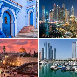 صور: تعرفوا إلى أجمل المدن العربية.. عندما تتجلى روعة العالم العربي