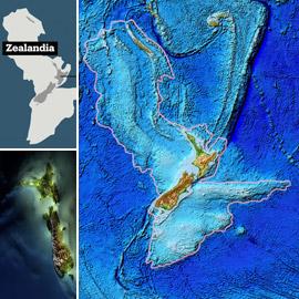 خرائط جديدة تكشف أسرار القارة الثامنة: ولادة قارة مفقودة جديدة