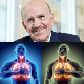 حاصل على نوبل بالطب يكشف طريقة تنفس تحمي من كورونا إلى الأبد