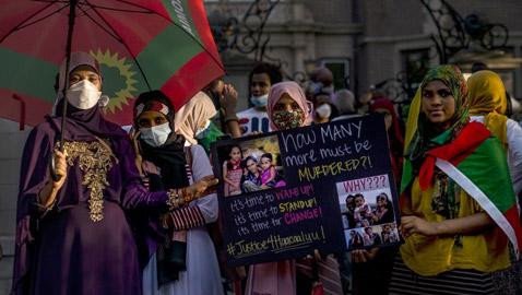 احتجاجات إثيوبيا.. 81 قتيلاً وعصابات تجوب الشوارع