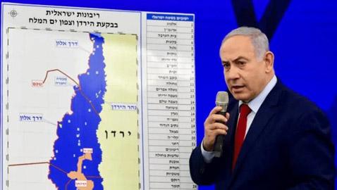 تهديدات اوربية لاسرائيل في حال الاقدام على الضم