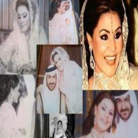 صور نادرة: زفاف احلام قبل 17 عاما من مبارك الهاجري: هل تغيرت؟