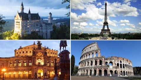 بالصور: أجمل أماكن أوروبا بانتظاركم.. الحياة تعود للسياحة