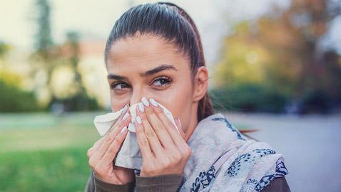 تعرفوا إلى أعراض وأنواع حساسية الأنف.. أكثر الأمراض شيوعا