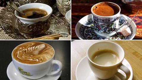 إليكم 10 من أفضل وألذ أنواع القهوة وأكثرها شهرة.. وطرق تحضيرها