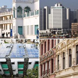 بالصور: إليكم أفكار معمارية صديقة للبيئة لمواجهة الحرارة