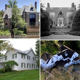 أين يعيش رؤساء أمريكا بعد خروجهم من البيت الأبيض؟ شاهد صور منازلهم