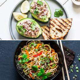 لا تملك الوقت الكافي للطهو؟ إليك 5 وصفات شهية لوجبات سريعة التحضير
