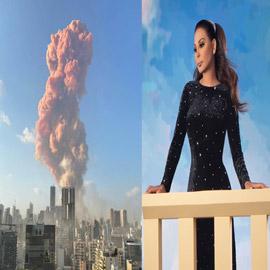"""اليسا بعد انفجار بيروت: """"بيتي تكسر كلو """""""